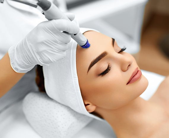 Microdermabrasion - Treatment for Acne, Scars, Wrinkles